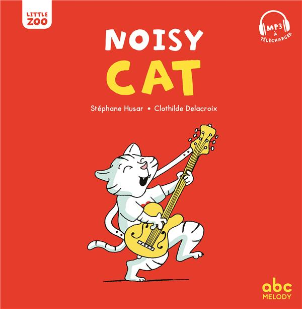NOISY CAT (COLL. LITTLE ZOO)